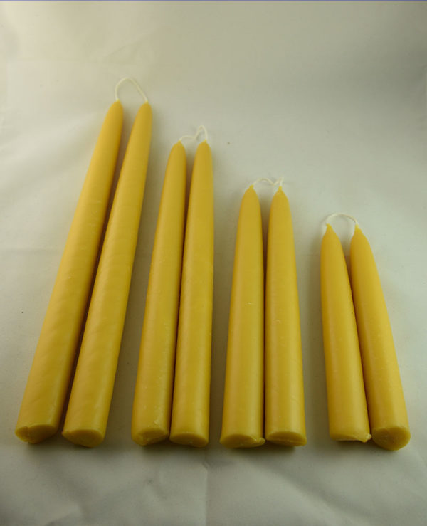 CHC Beeswax Candles Hand Dipper Taper