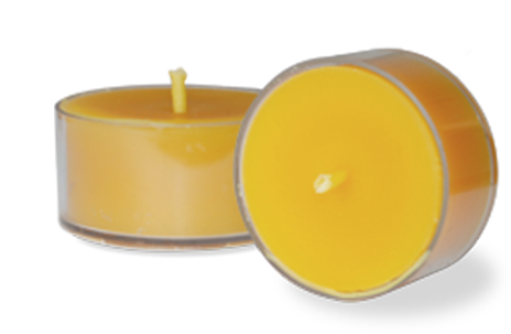 TeaLite-Candles-Beeswax